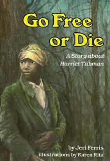 Harriet Tubman by Jeri Chase Ferris 1989, Hardcover, Reprint
