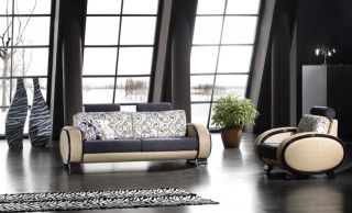 leather fabric sofa in Sofas, Loveseats & Chaises