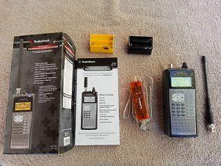 Radio Shack Triple Trunking Scanner Manual