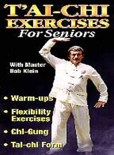 Tai Chi Exercises for Seniors DVD, 2003