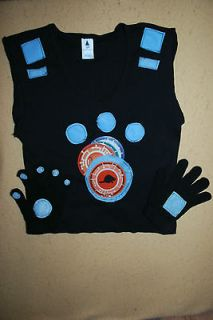 Wild Kratts Creature Power Suit Chris/Martin dress up costume homemade