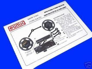 keystone 100 8mm projector manual