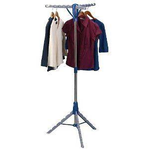 Collapsible Indoor Tripod Clothes Dryer Hang Laundry Camp Portable NEW