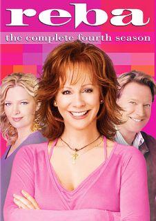 Reba   The Complete Fourth Season DVD, 2009, 6 Disc Set