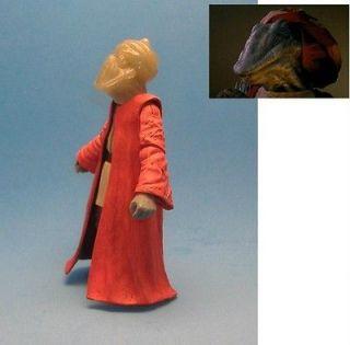 custom Star Wars Clone Wars MELAS head for custom figures, G.I. Joe