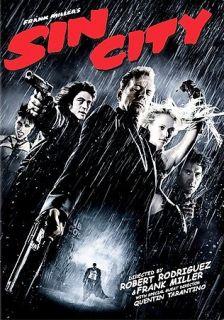 Sin City, Excellent DVD, Robert Rodriguez, Frank Miller (II), Jessica