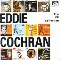 EDDIE COCHRAN   The EP Collection / OOP CD