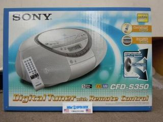 sony portable cd player radio in Personal CD Players