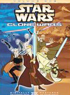 Star Wars   Clone Wars Vol. 1 DVD, 2005