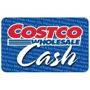 Costco. Gift Card