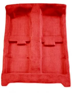 1992 Jeep Comanche Pickup Truck Carpet Kit (Fits 1988 Jeep Comanche