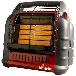 Mr Heater 274800 MH18B Portable Big Buddy Heater