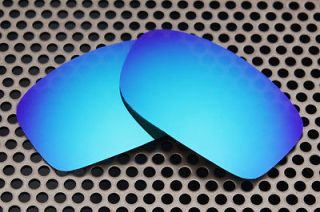 New VL Polarized Fire Red Replacement Lenses for Oakley Fives Squared