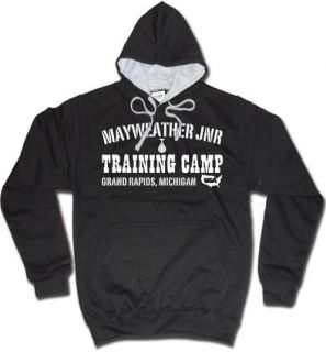 FLOYD MAYWEATHER HOODY BOXING TRAINING CAMP MONEY MAY MP3 EARPHONE