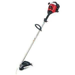 NEW Troy Bilt TB65SS 17 In 31cc 2 Cycle Gas Power Straight Shaft