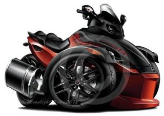 custom motorcycle trikes in Other