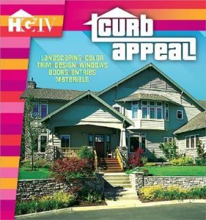 Curb Appeal Landscapes, Color, Entries Design Details 2006, Paperback