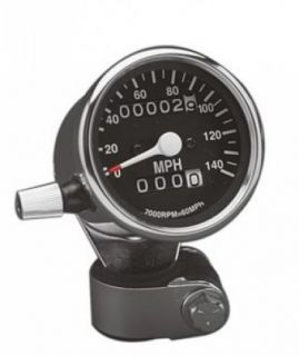 harley mini speedometer in Gauges