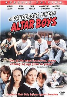 The Dangerous Lives of Altar Boys DVD, 2002, Special Edition