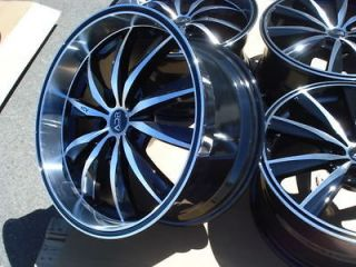 19 Staggered Chevy Camaro IROC FireBird Wheels BMW E39 E34 E38 M5 M6