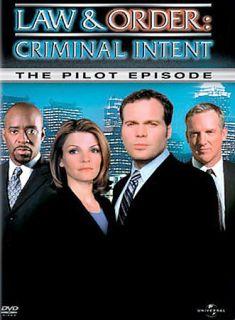 Law Order Criminal Intent   The Premiere Episode DVD, 2003