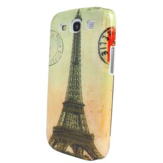 Newly listed FASHION Paris LATower Hard back Case for Samsung Galaxy S