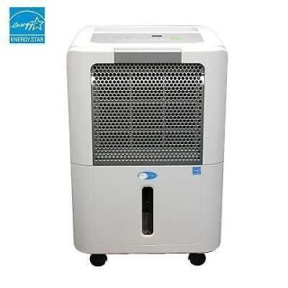 Whynter 65 Pint Portable Dehumidifier RPD 651W Humidity Control High