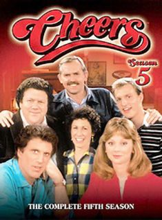 Cheers   The Complete Fifth Season DVD, 2005, 4 Disc Set