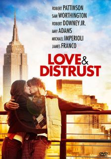 Love and Distrust DVD, 2010