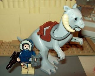 NEW STAR WARS LEGO HAN SOLO HOTH GEAR AND TAUNTAUN 7749   CHRISTMAS