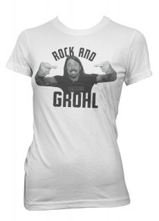 Dave Grohl Foo Fighters Nirvana Rock & Roll grunge metal retro photo t