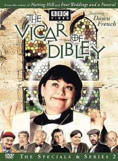 Vicar of Dibley, The   The Complete Series Two DVD, 2003