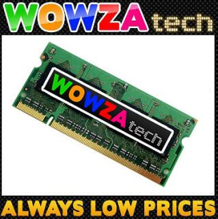 UPGRADE FOR DELL INSPIRON 1545 1525 & 1520 DDR2 PC2 6400 800MHZ RAM