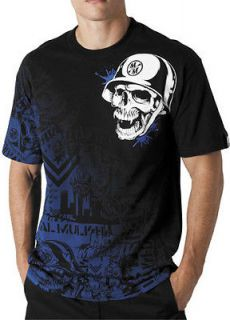 MSR Metal Mulisha Gunfire T Shirt Metal Mulisha MX Motocross