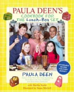 Paula Deens Cookbook for the Lunch Box Set by Paula Deen 2009