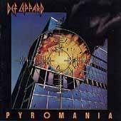 Pyromania by Def Leppard CD, Jul 1987, Mercury