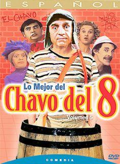 Lo Mejor del Chavo del 8   Vol. 5 DVD, 2004, No English Subtitles