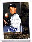 2007 Exquisite Yankees Rookie Biography Matt DeSalvo 02 20 Auto