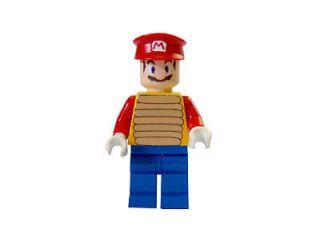 CUSTOM** LEGO Turtle Super Mario Bros. Nintendo Wii