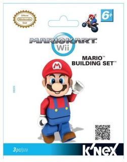Knex Lego Nintendo Mario Kart Wii Super Mario Figure 38026