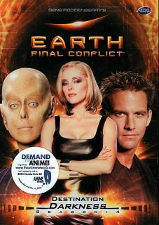 Earth Final Conflict   Vol. 4 Destination Darkness DVD, 2003, 6 Disc