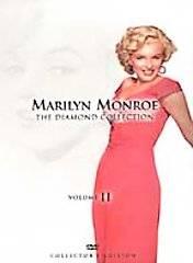 Marilyn Monroe The Diamond Collection Boxed Set Volume 2 DVD, 2002, 5