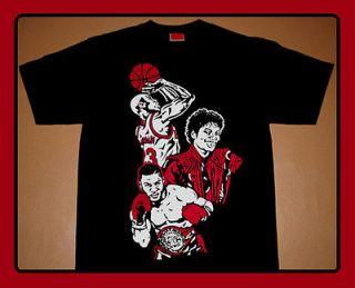 Cajmear Michael Jackson Jordan Tyson shirt supply co diamond deep 10