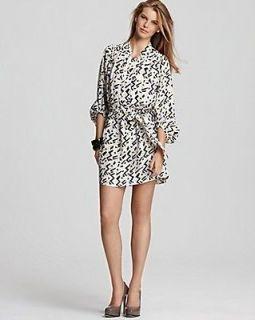 Diane Von Furstenberg BAIRLY LOUCHE Silk Dress Belt 8