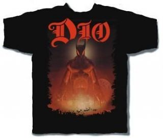 DIO LAST IN LINE T SHIRT X​ LARGE heavy metal classic