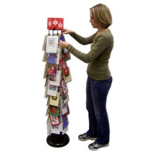New Holiday Greeting Card Display Stand Holder 56 Christmas Free