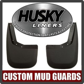 56181 Husky Liners Front Mud Flap Guards Dodge Ram 2009 2012