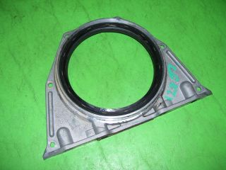 01 Dodge Ram cummins Turbo Diesel REAR MAIN Engine seal ADAPTER pan
