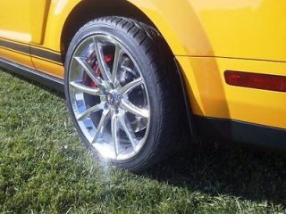 shelby super snake forged alcoa wheels and Toyo tires 20 inch 20x10