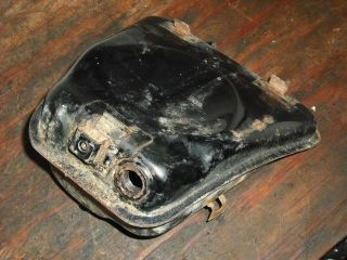 HONDA VT700 SHADOW VT 700 AUXILIARY FUEL GAS TANK **